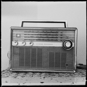 Vintage Radio by Marco Oliveira