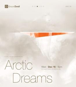 Arctic Dreams Narrow